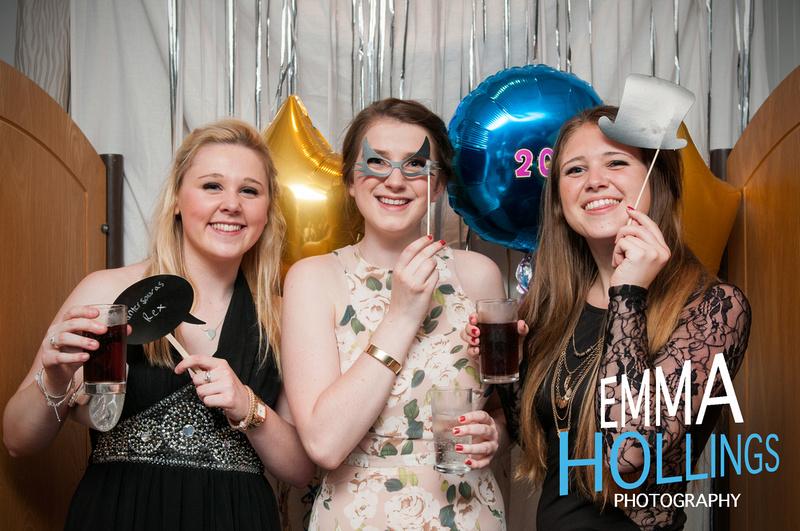 HGSS Leavers Ball 2015