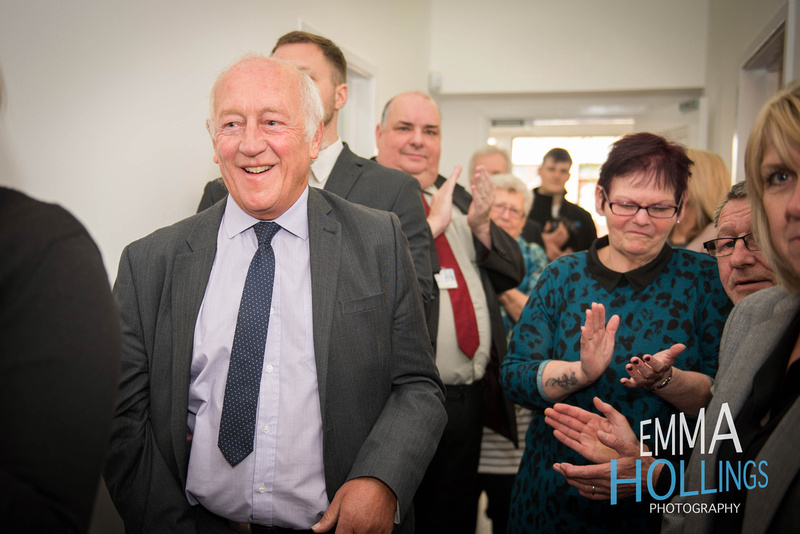 Dearne Valley Business Opening