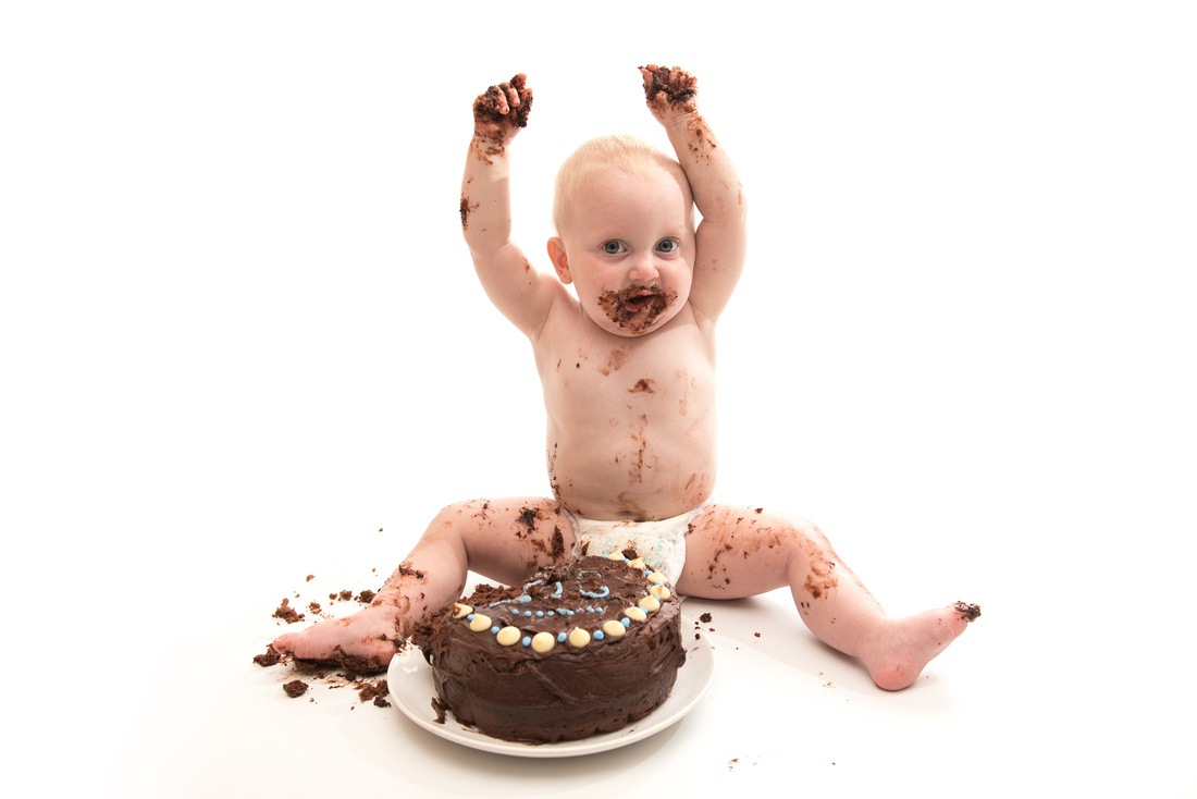 Eric's 1st Birthday