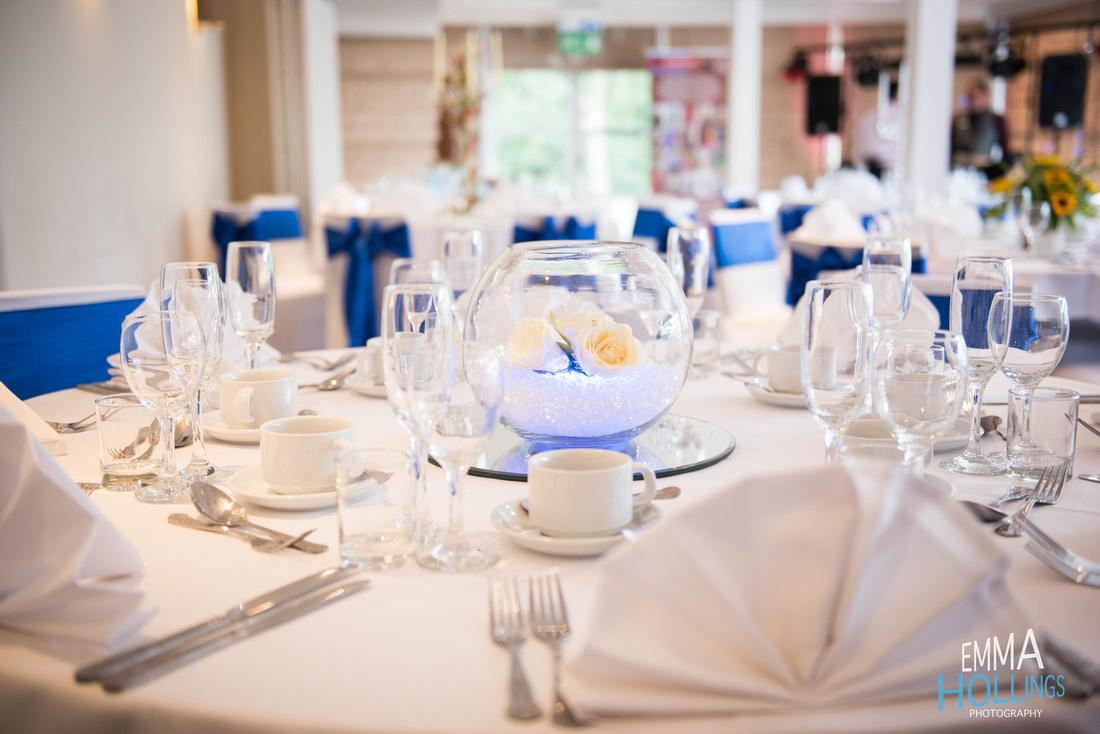 Abbey hill golf centre wedding venues